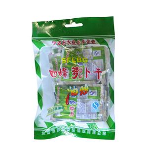 四峰油炒萝卜干 180克(内装10包)