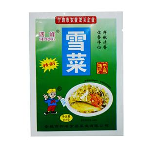 四峰雪菜 118克