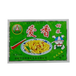爱香榨菜 100克