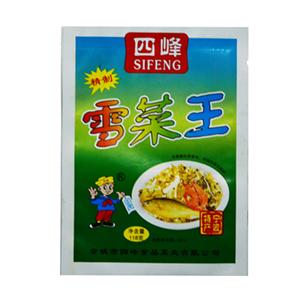 四峰雪菜王 118克