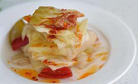 自己家做的泡菜和榨菜的制作步骤有哪些区别?